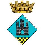 Escut Ajuntament de Castelló de Farfanya.