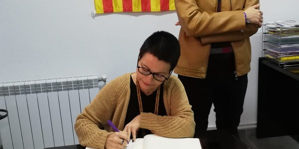Acte feminista a Castelló de Farfanya