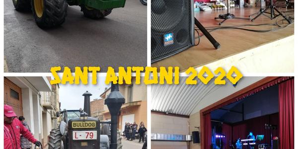 Festa de Sant Antoni 2020