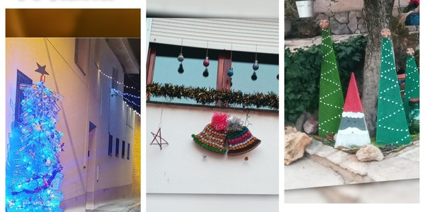 Resultats del concurs nadalenc de decoració
